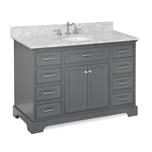 Aria 48 Single Bathroom Vanity Set by Kitchen Bath