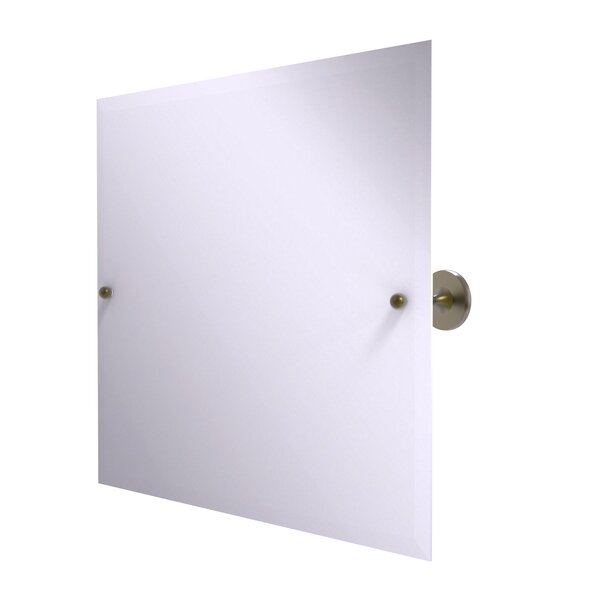 Shadwell Tilt Accent Mirror by Allied Brass