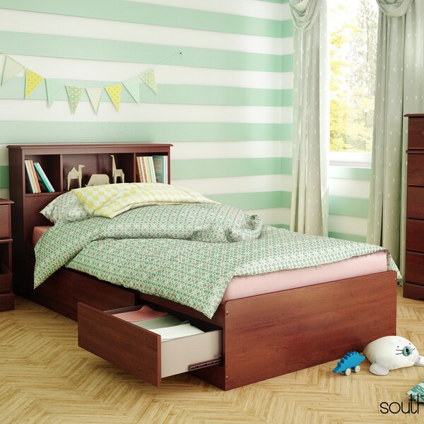 Little Treasures Mate's & Captain's Bed with Drawers by South Shore