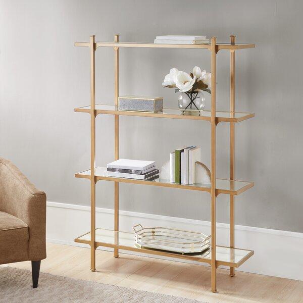 Haiden Standard Bookcase By Everly Quinn