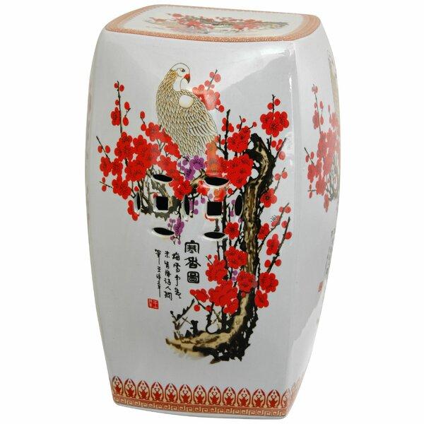Garden Stool by Oriental Furniture Oriental Furniture