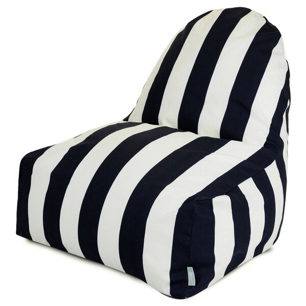 Small Outdoor Friendly Bean Bag Lounger By Longshore Tides