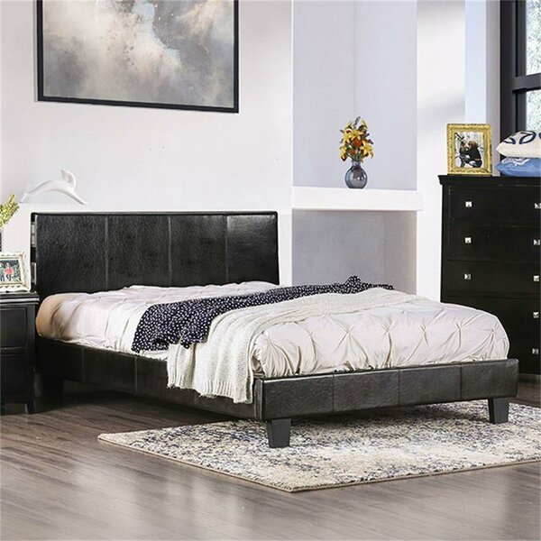 Waugh California King Upholstered Platform Bed by Canora Grey