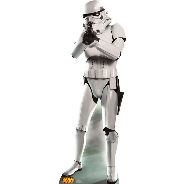Star Wars Stormtrooper Cardboard Standup by Advanced Graphics