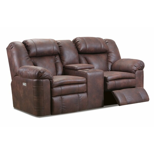 Reviews Mulgrave Reclining Loveseat by Ebern Designs