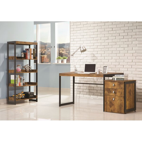 Enes 2 Piece Desk Office Suite by Laurel Foundry Modern Farmhouse