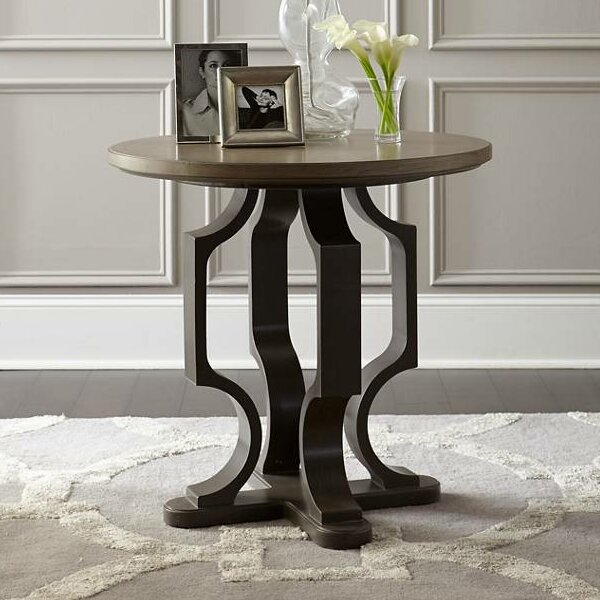 Virage End Table by Stanley Furniture