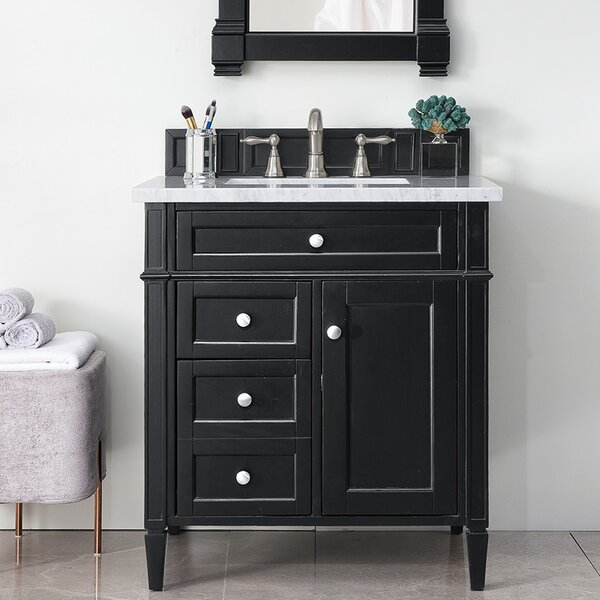 Dussault 30 Single Bathroom Vanity Set by Darby Home Co