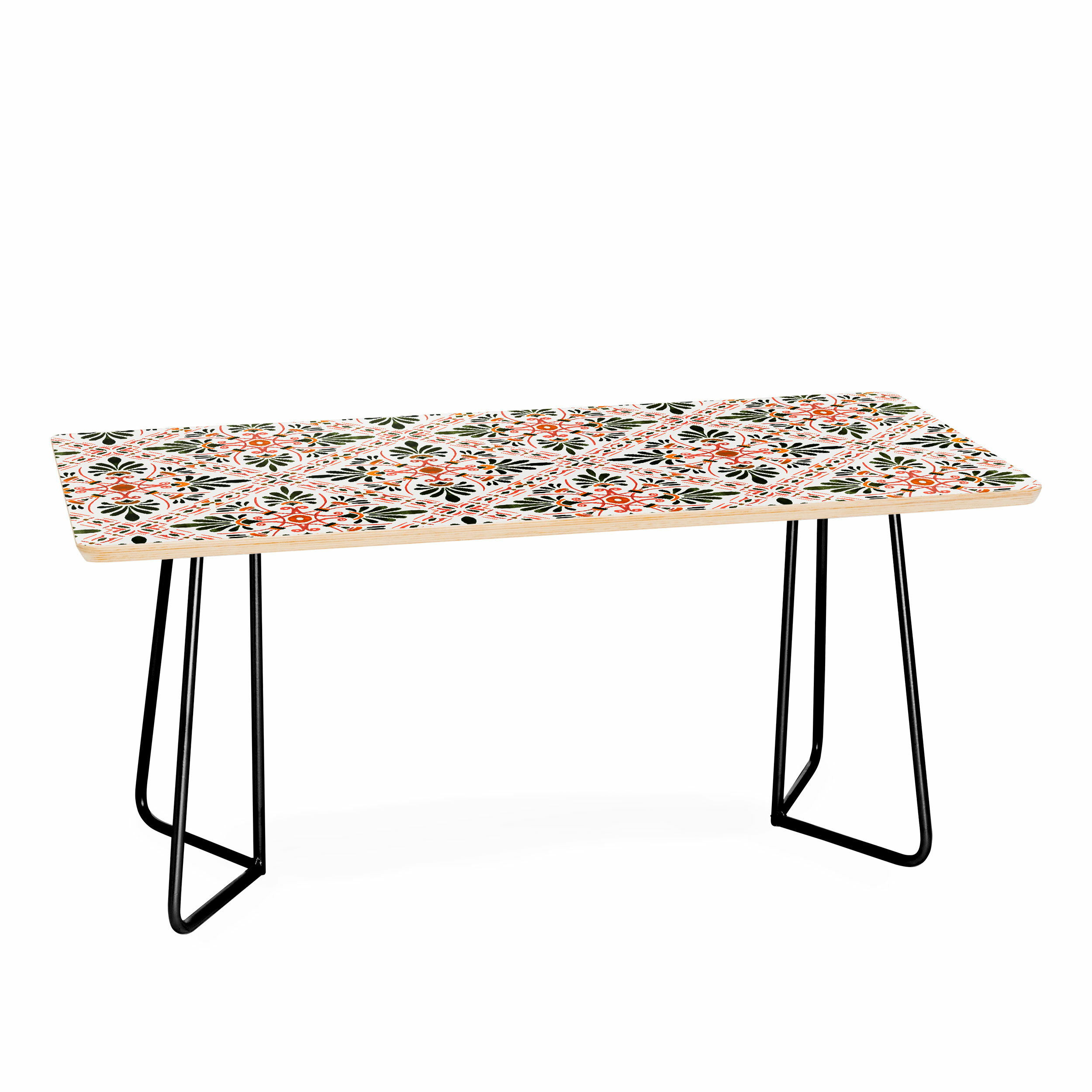 - East Urban Home Andalusian Mosaic Coffee Table Wayfair