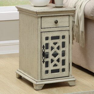 Compare prices Mauldin End Table with Storage By Lark Manor