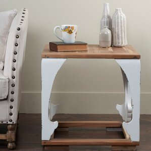 Clyde Park End Table by Au..