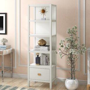 Reviews Karole Standard Bookcase ByRosdorf Park
