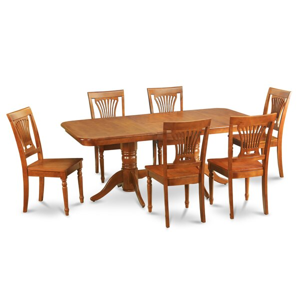 Pillsbury 7 Piece Extendable Dining Set by August Grove August Grove