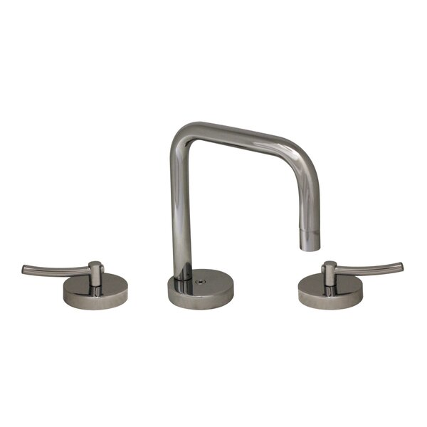Metrohaus Widespread Bathroom Faucet With By Whitehaus Collection