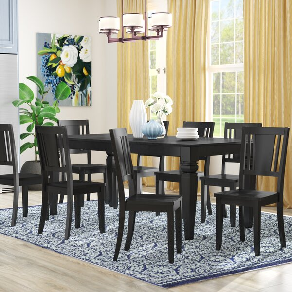 Aranson 9 Piece Dining Set by Darby Home Co