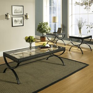 Cafferata 3 Piece Coffee Table Set by Darby Home Co
