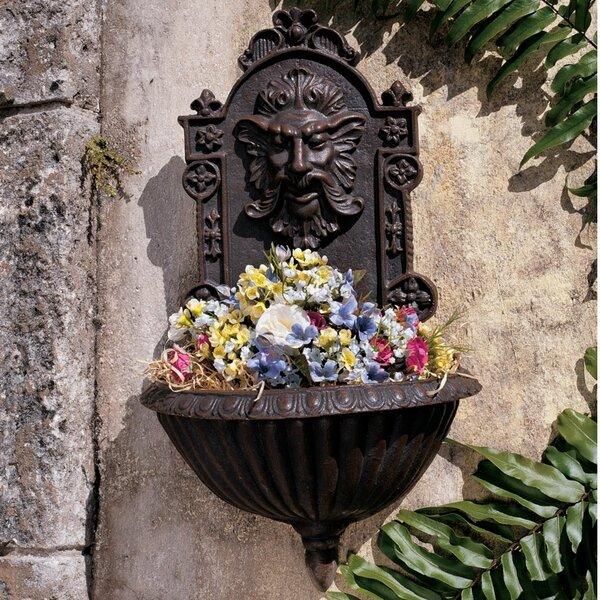 Greenman Sculptural Garden Wall Décor by Design Toscano