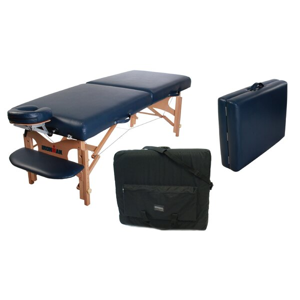 Mojave Massage Table by Ironman Fitness