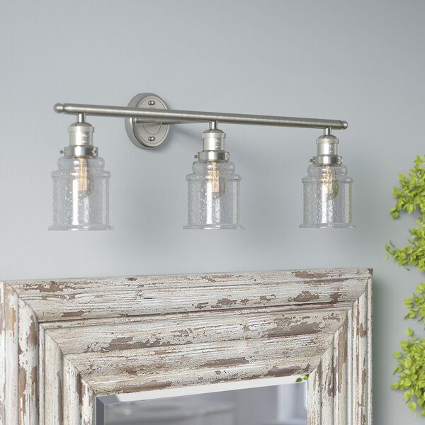 Greeley 3-Light Vanity Light by Laurel Foundry Modern Farmhouse