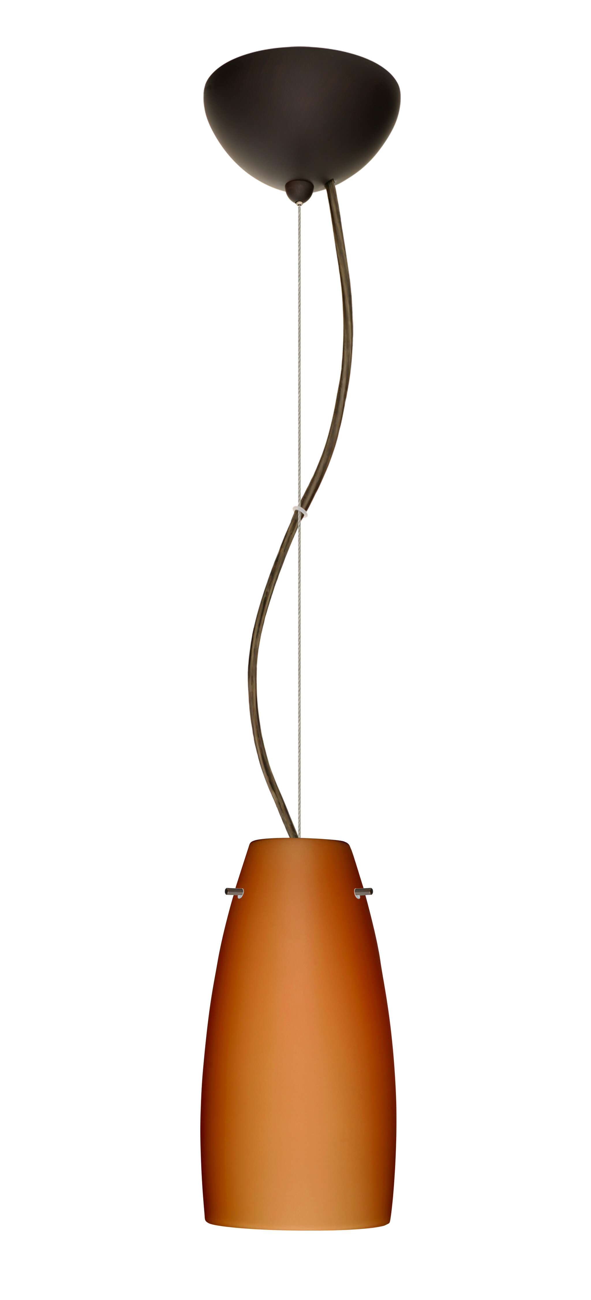 Besa Lighting Tao 1 Light Single Bell Pendant Wayfair