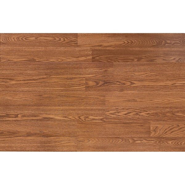 Classic 8 x 47 x 8mm Oak Laminate Flooring in Sienna Oak by Quick-Step
