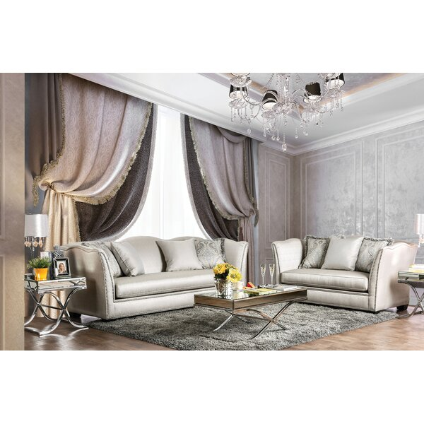 Rialto Configurable Living Room Set by Willa Arlo Interiors