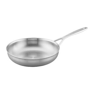 Industry Stainless Steel Fry Pan By Demeyere