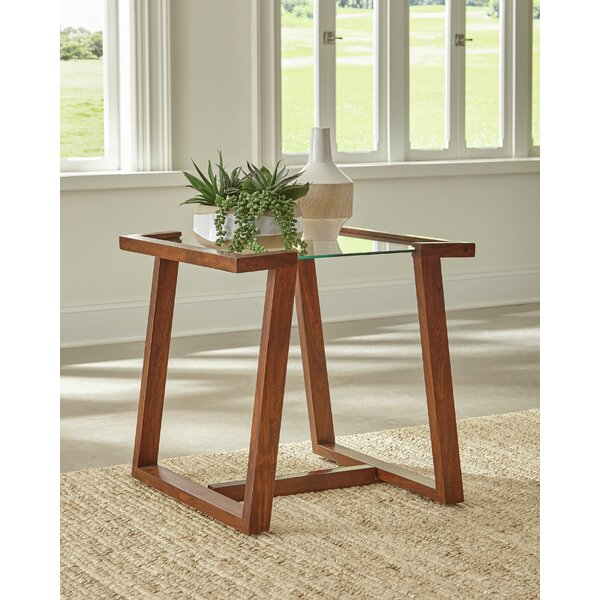 Donofrio End Table by George Oliver George Oliver