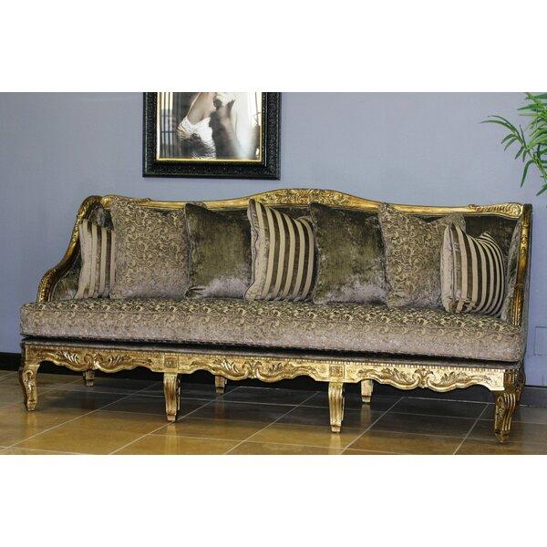 Deniece Chesterfield Sofa by Astoria Grand