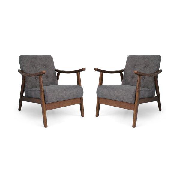 Cartert Armchair (Set of 2) by Corrigan Studio