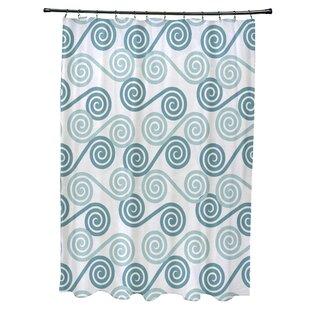 Read Reviews Nikkle Rip Curl Shower Curtain ByLatitude Run