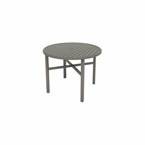 Amici Metal Bar Table By Tropitone by Tropitone Best Design