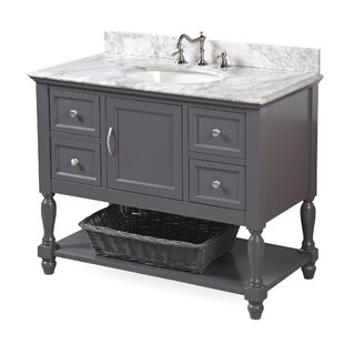 Save Kitchen Bath Collection Beverly 42 Single Bathroom Vanity Set