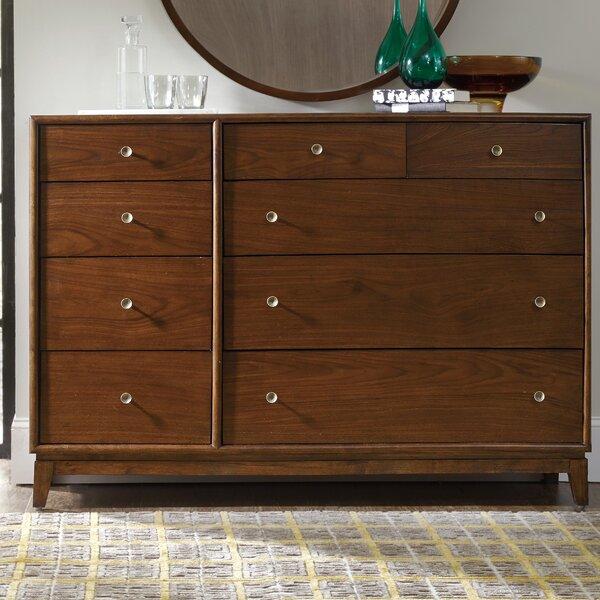 Studio 7H 9 Drawer Dresser by Hooker Furniture
