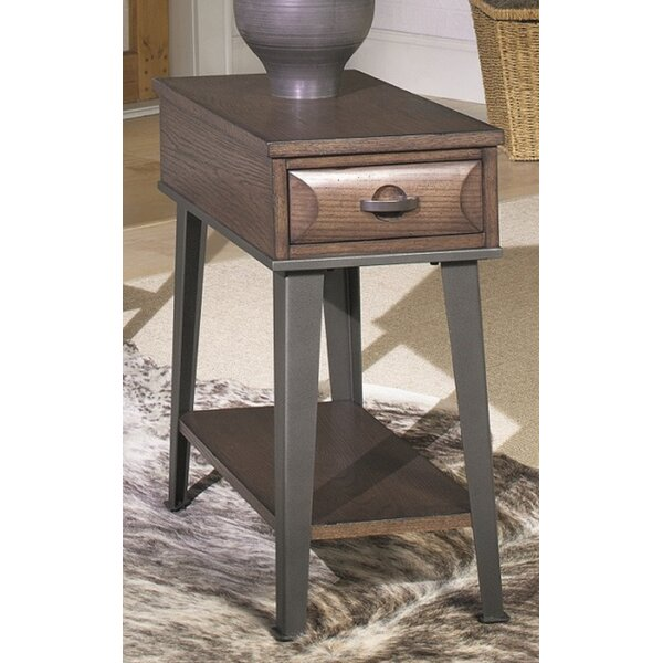 Acker End Table by Millwood Pines
