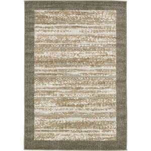 Loretta Brown Indoor/Outdoor Area Rug