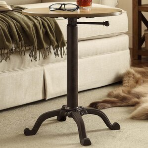 Zada End Table by August Grove