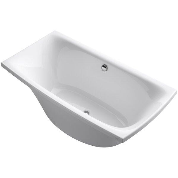 Escale 72 x 36 Soaking Bathtub by Kohler