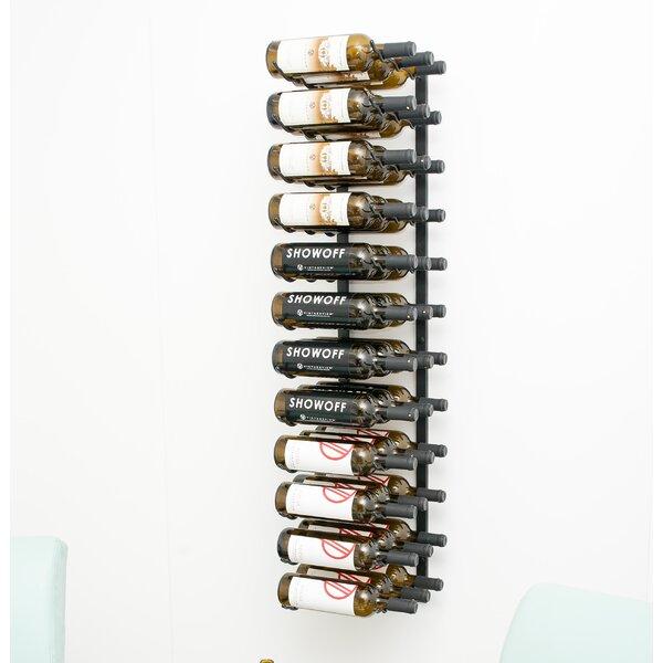 Wall Series 36 Bottle Wall Mounted Wine Rack by VintageView