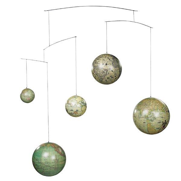 Globe Mobile by Brayden Studio