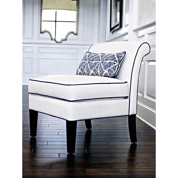 Chatfield Slipper Chair by Braxton Culler