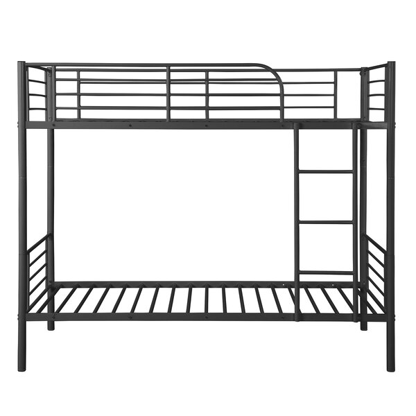 Brookstone Twin Over Twin Bunk Bed by Isabelle & Max