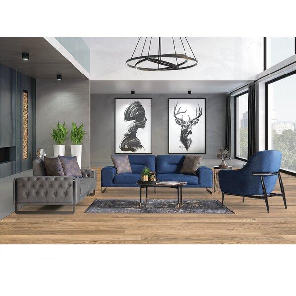 Opress 3 Piece Reclining Living Room Set By Orren Ellis