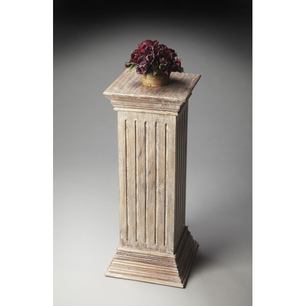 Orduna Pedestal Plant Stand by One Allium Way