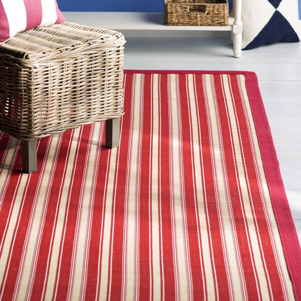 Denning Rayon from Bamboo Area Rug by Beachcrest Home