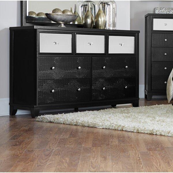 7 Drawer Dresser by Homelegance
