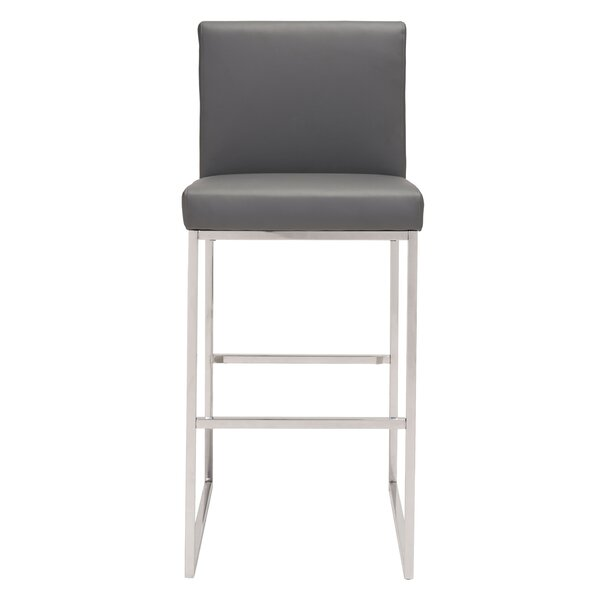 Jonathon 30.7 Bar Stool by Orren Ellis