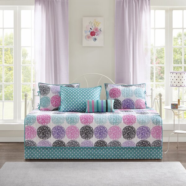 Krupp 6 Piece Daybed Set by Viv + Rae