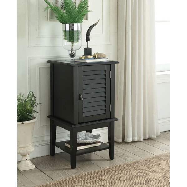Harlan End Table by August Grove