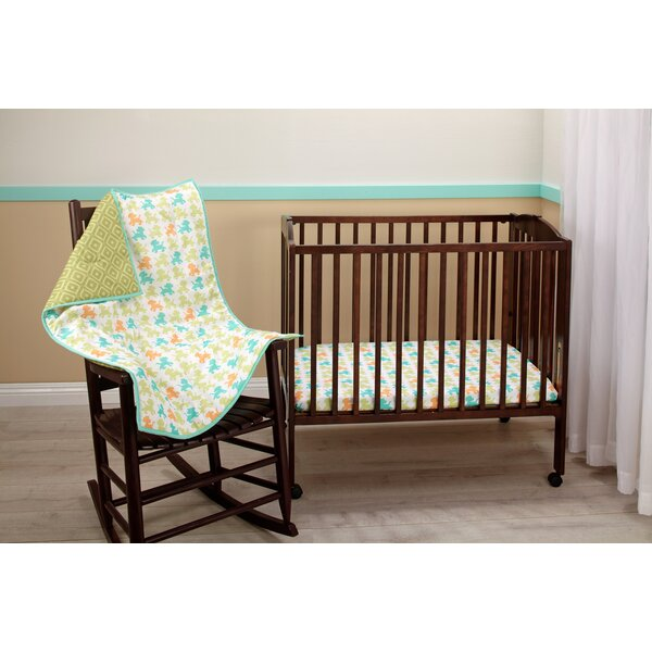 Lion King 3 Piece Crib Bedding Set by Disney
